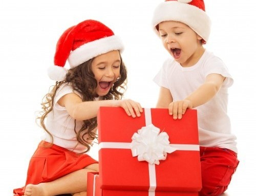 Christmas gifts to support your child's gross motor development