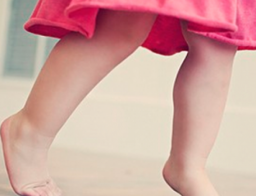 Your toddler is walking on their toes – should you be worried?